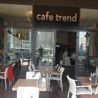 Photo taken at Cafe Trend Dünya Mutfağı by erdal k. on 5/7/2013