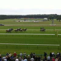 Photo taken at Haydock Park Racecourse by Kevin K. on 7/4/2013
