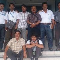 Photo taken at PT PLN (Persero) Udiklat Semarang by Den U. on 3/13/2014