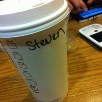 Photo taken at Starbucks by Stefano Cefalo G. on 4/29/2013