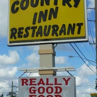 Photo taken at Country Inn Restaurant by Rick N. on 1/12/2013