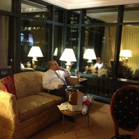 Photo taken at Hotel LeSoleil by Angelique M. on 11/10/2012