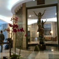 Photo taken at Marquis Reforma Hotel & Spa by Daniel H. on 5/24/2013