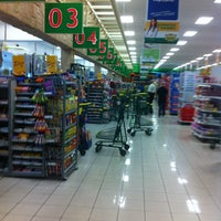 Photo taken at Supermercados Nacional by Anny P. on 5/16/2013