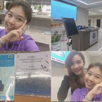 Photo taken at Ministry of Public Health by Sariyaporn S. on 9/23/2016
