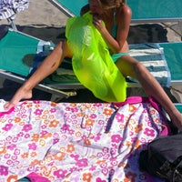 Photo taken at Beach by Катерина С. on 8/8/2014