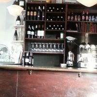 Photo taken at Vesta Trattoria & Wine Bar by Cindy C. on 7/4/2013