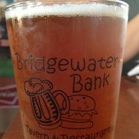 Photo taken at Bridgewater Bank Tavern by Brandon S. on 5/13/2013