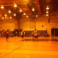 Photo taken at Martin Luther King Jr High School by Deborah B. on 8/11/2013
