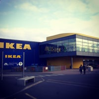 Photo taken at IKEA by Linn W. on 6/10/2013