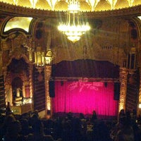 Photo taken at St. George Theatre by Spencer H. on 11/18/2012