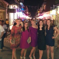 Photo taken at Rue Bourbon by Donna on 10/13/2012
