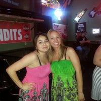 Photo taken at Bandits by Rebecca S. on 7/20/2014