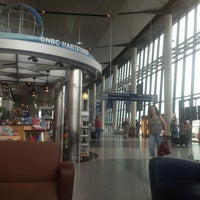 Photo taken at Bradley International Airport (BDL) by Jack M. on 7/13/2013