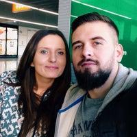 Photo taken at Gate 28 by Małgosia S. on 12/5/2015