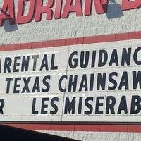 Photo taken at Adrian Cinema by Dan S. on 1/4/2013