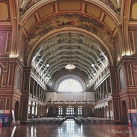 Photo taken at Royal Exhibition Building by ʕ·ᴥ·ʔ on 6/27/2013