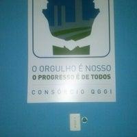 Photo taken at Consórcio QGGI by Rodrigo F. on 4/21/2013