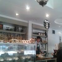 Photo taken at Panadería La Argentina by Turkit on 9/4/2013