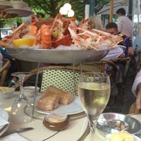 Photo taken at Brasseries Georges by Alexia V. on 7/6/2013