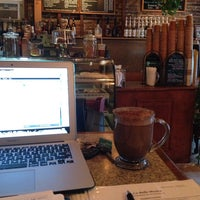 Photo taken at Main Street Coffee by Emily C. on 9/2/2013