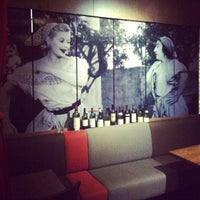 Photo taken at Crush Wine Bar by Fat Girl Food Squad T. on 5/24/2013