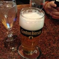 Photo taken at Gordon Biersch Brewery Restaurant by Carlos Eduardo d. on 11/9/2012