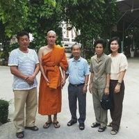 Photo taken at วัดโพธิ์พุฒตาล by Winchai N. on 7/18/2014