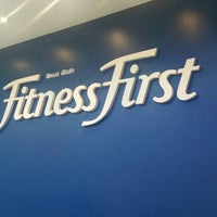 Photo taken at Fitness First by SuZie T. on 6/18/2016