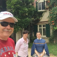 Photo taken at Sunnyside: Home of Washington Irving by Chris S. on 7/14/2016