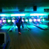 Photo taken at Woodmere Lanes by Stacy C. on 8/30/2015