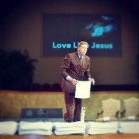 Photo taken at Princeton Pike Church of God by Princeton Pike C. on 9/14/2014