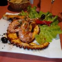 Photo taken at Restaurante El Atlantico by Begona B. on 3/22/2014