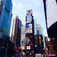 Photo taken at Times Square Alliance by Razan. on 6/11/2014