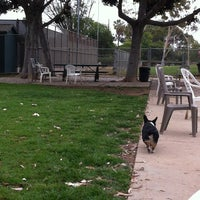 Photo taken at Costa Mesa Bark Park by Stephanie W. on 6/19/2013