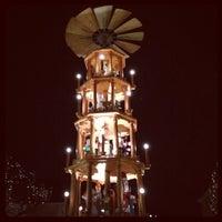 Photo taken at Mainzer Weihnachtsmarkt by daleviso on 12/21/2012