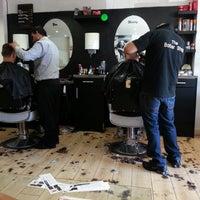 Photo taken at Barber Shop by Spencer H. on 5/25/2013
