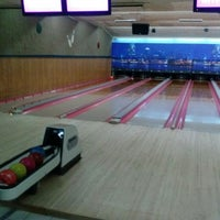 Photo taken at Thunderbird Lanes by Charlette on 7/14/2013