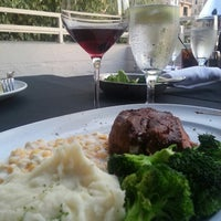 Photo taken at Mastro's Steakhouse by Polz L. on 6/13/2013