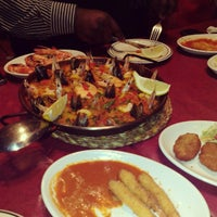 Photo taken at Don Fernando by Hauwa D. on 12/28/2012