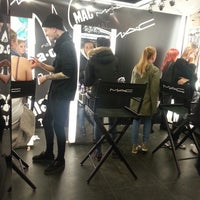 Photo taken at MAC Cosmetics by Pablo P. on 4/20/2013