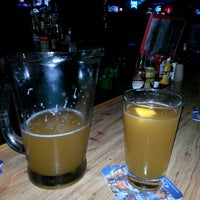 Photo taken at Players Sports Pub & Grill by Stephanie L. on 7/13/2013