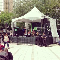 Photo taken at Vancouver International Jazz Festival by Amy H. on 6/22/2013