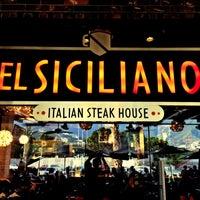 Photo taken at El Siciliano by Dmitriy R. on 7/11/2013