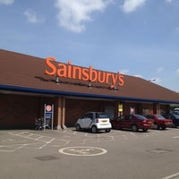 Photo taken at Sainsbury's by Alexander N. on 5/31/2013