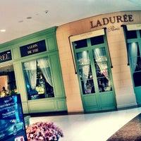 Photo taken at Ladurée by Pacharapun T. on 1/23/2013