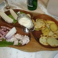 Photo taken at Restaurant Bucovina by Radu S. on 12/29/2013