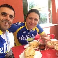 Photo taken at Bar Nou Girona by Angel V. on 5/3/2015