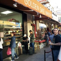 Photo taken at Golden Gate Bakery by Vol T. on 10/20/2012