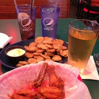 Photo taken at Wings 'N More by Deanna S. on 1/29/2013